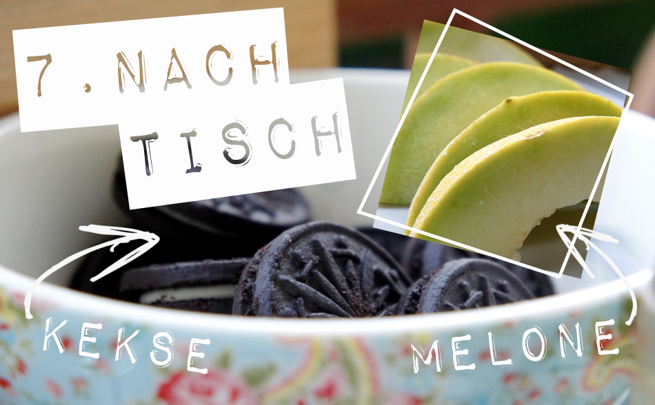 Nachtisch Mädelsabend Tipps Tricks Oreo Kekse Melone Einfacher Nachtisch