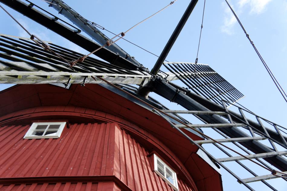 Strängnäs Schwedenurlaub Windmühle Sightseeing Mälaren Travelblogger