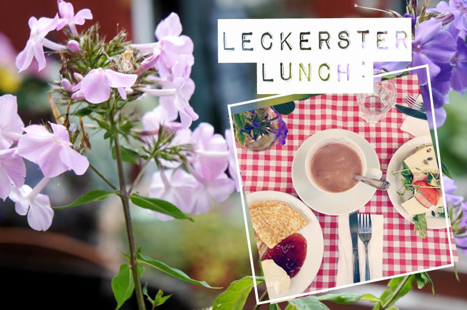 Strängnäs+Schwedenurlaub+Lunch+Mittagspause+Café+Grassagården+Pfannkuchen+Mälaren+Travelblogger