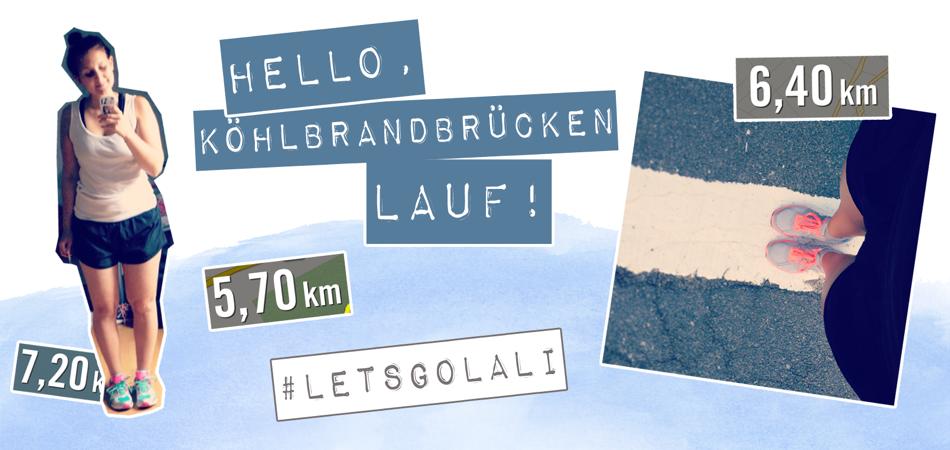 #letsgolali Running Köhlbrandbrückenlauf Fitness Hamburg 12 km Laufen