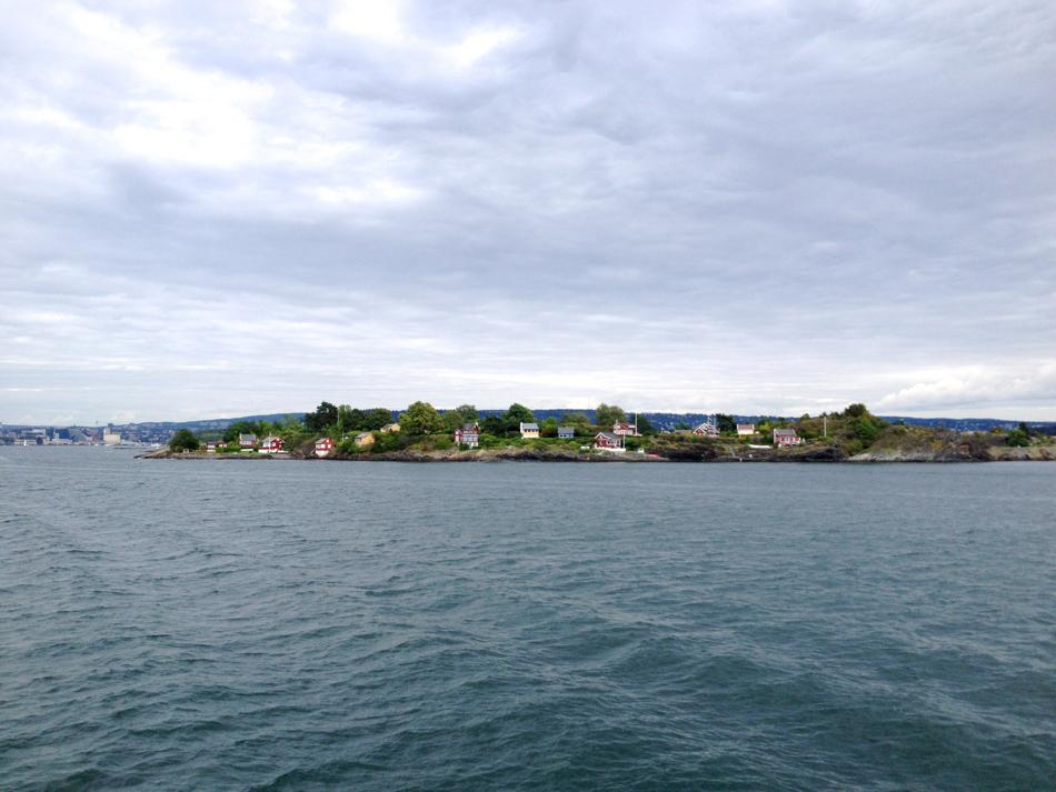 Oslo Fjordfahrt Fähre Sightseeing Travelblogger