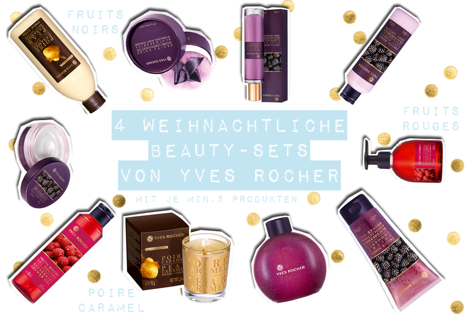 Blogger Adventskalender 2014 Yves Rocher Beauty