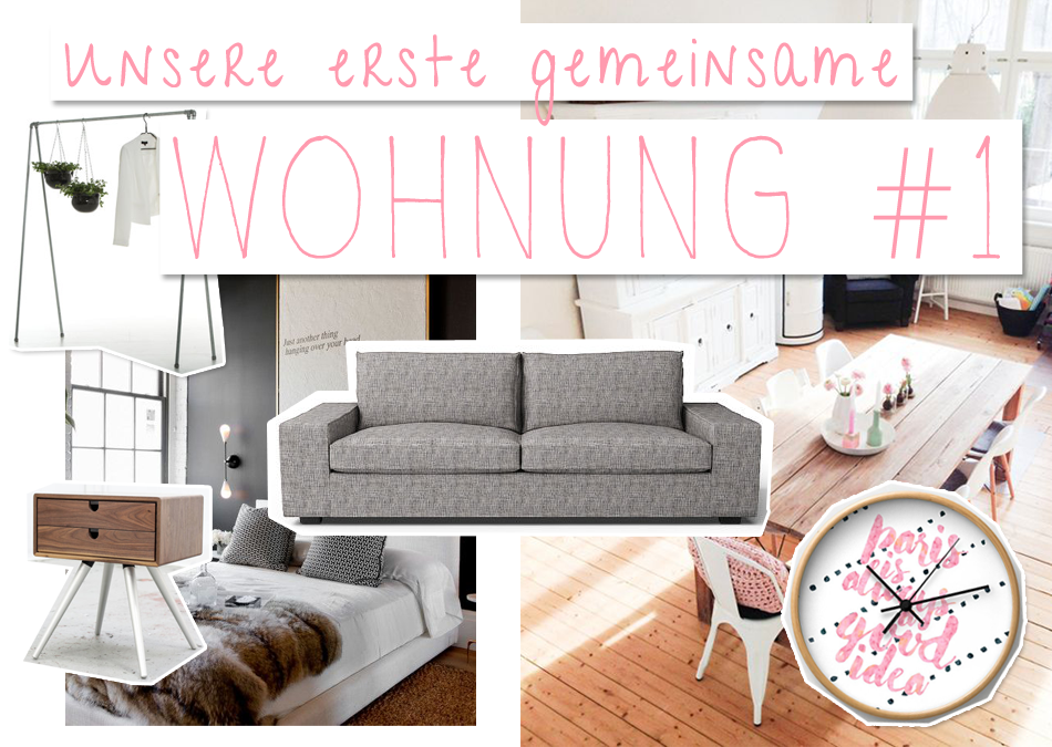 c 39 est lali unsere erste gemeinsame wohnung 1 first steps c 39 est lali. Black Bedroom Furniture Sets. Home Design Ideas