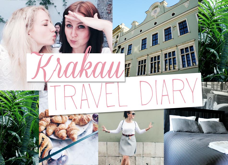 Krakau Travel Diary