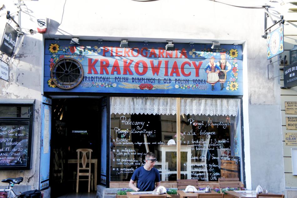Krakau City