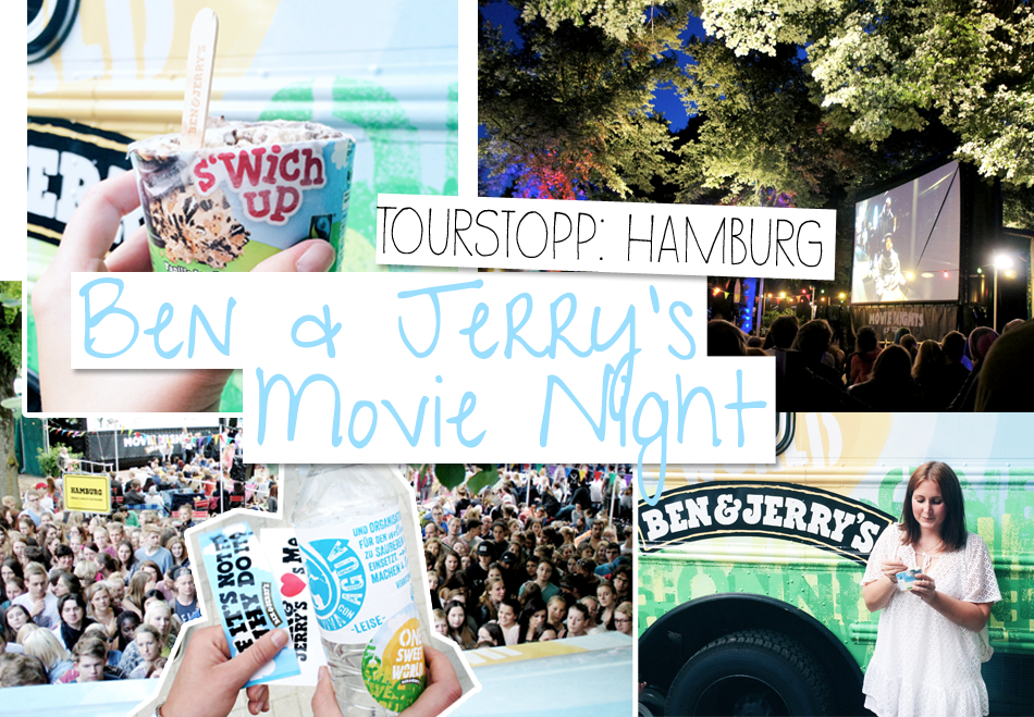 Live von der Ben & Jerry's Movie Nights Tour 2016