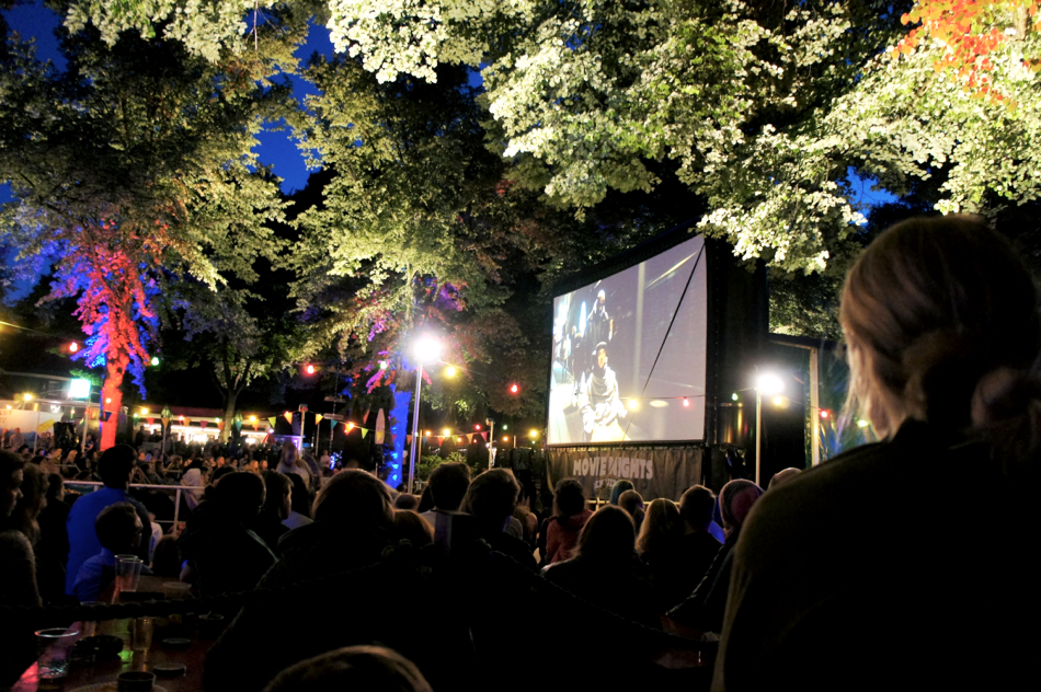 Open Air Kino Hamburg